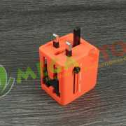Kado promosi travel adapter TAS004