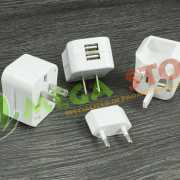 Kado travel adapter TAS002