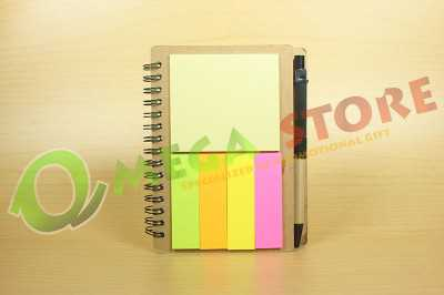 Souvenir notebook custom NBS005